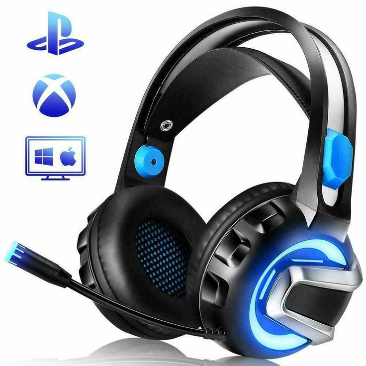 5 gaming headset for xbox one
