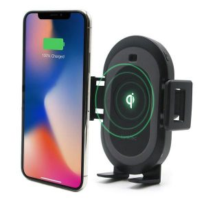 Lynktec Bolt Smart Car Mount & Qi Wireless Charger