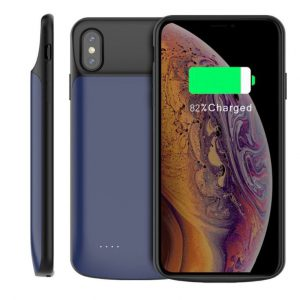 Phone Case Charger for iPhone Xs - Apple Smart Battery Case