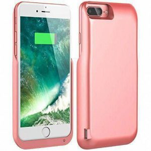 Charging Phone Case iPhone 7 Plus - Audio Mod Smart Power Reserve   Phone Cases that Charge iPhone