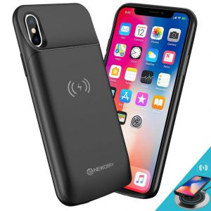 Charging Phone Case iPhone XS Max - SNSOU Smart Battery Case