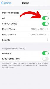Iphone 11 Pro Camera Settings Tips