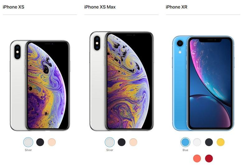 iPhone Xs vs Xs Max