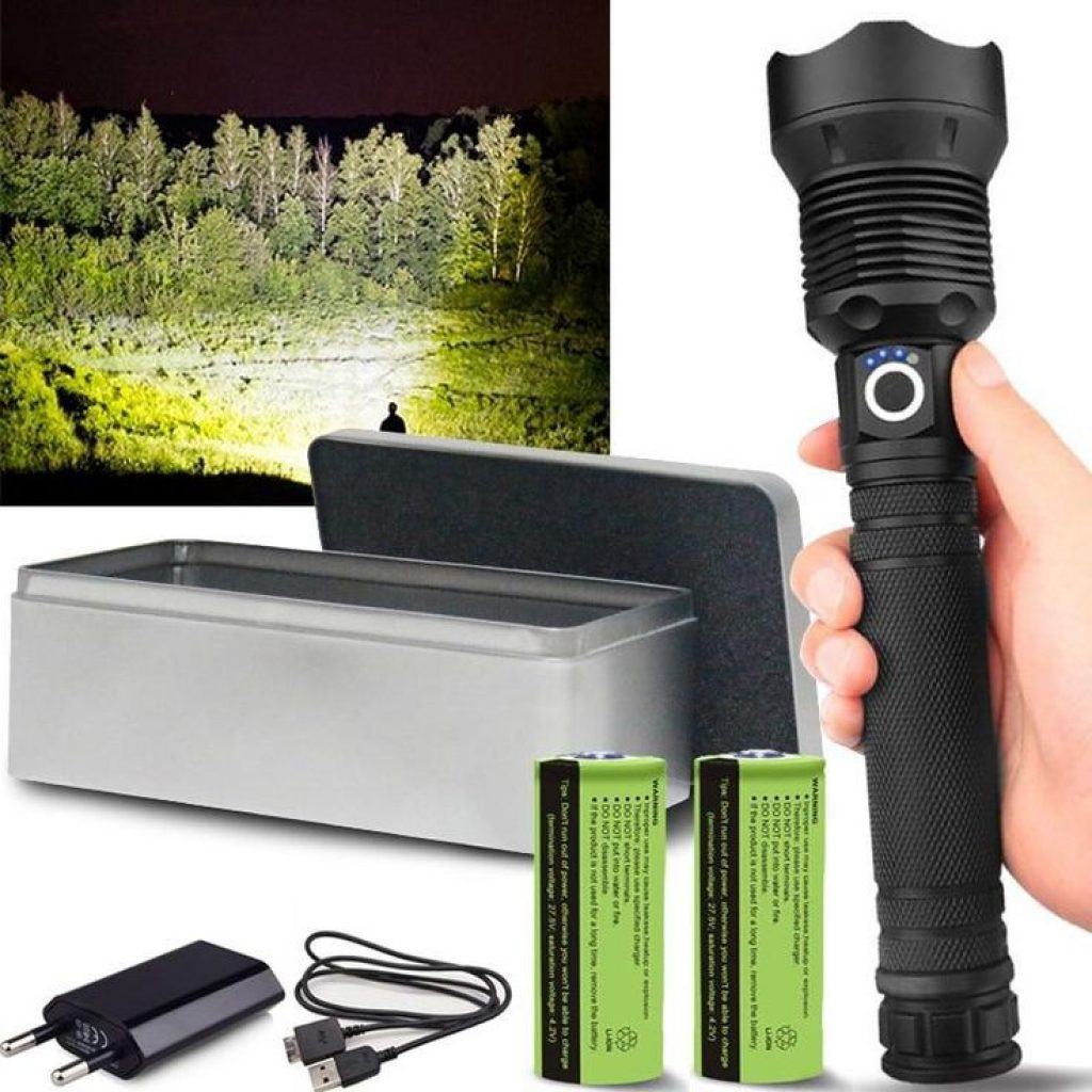 Best Affordable Tactical Flashlight For Personal Defense