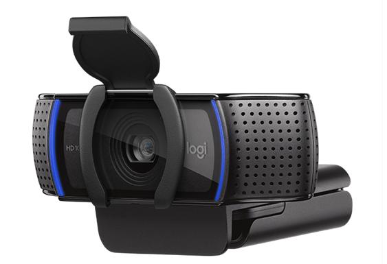 LOGITECH C920S Pro webcam