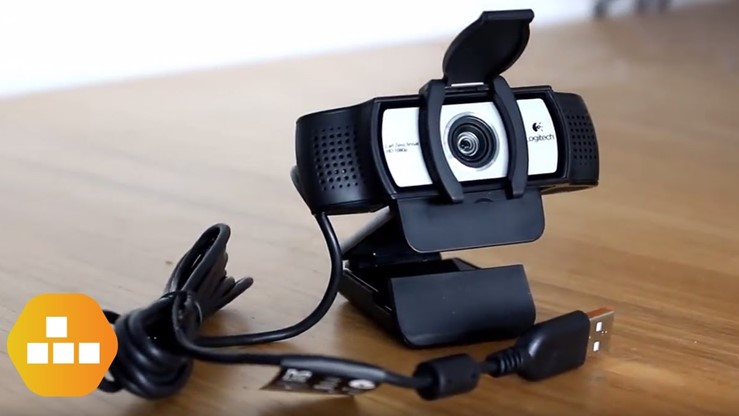 Logitech C930E HD Video Webcam