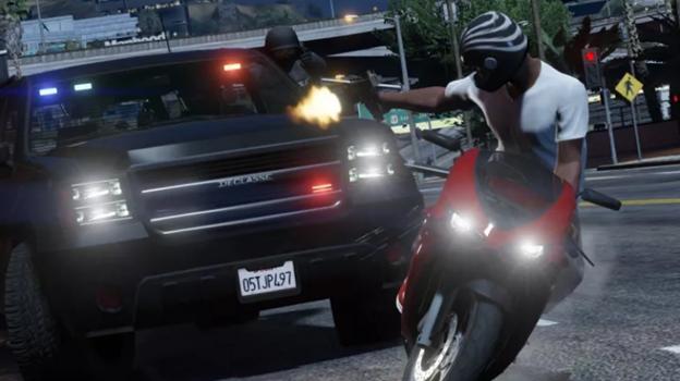 Grand Theft Auto VI ps5 game