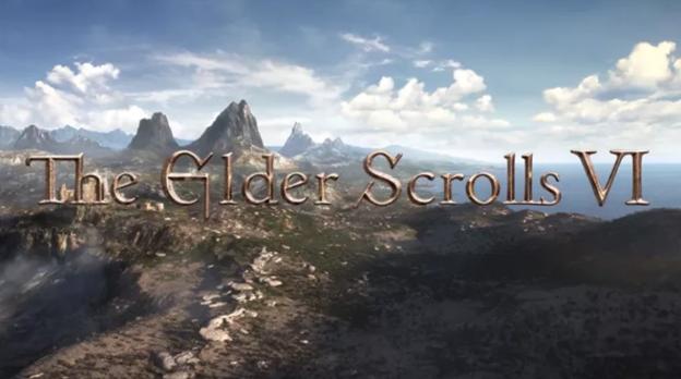 The Elders Scrolls VII on ps5 game