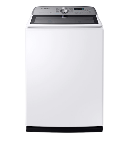 Samsung WA54R7600AW Top Load Washing Machines