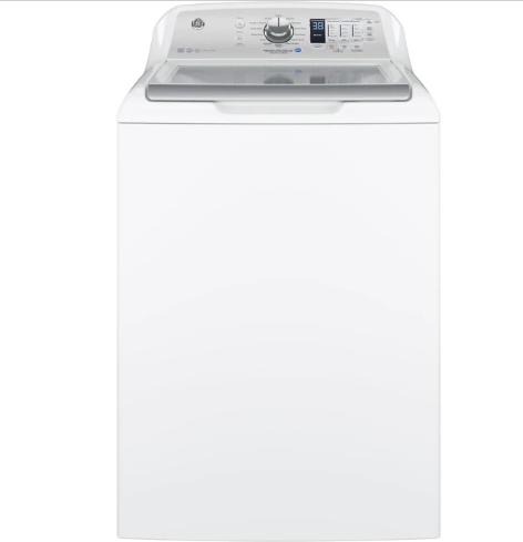 GE GTW685BSLWS most reliable top load washing machines