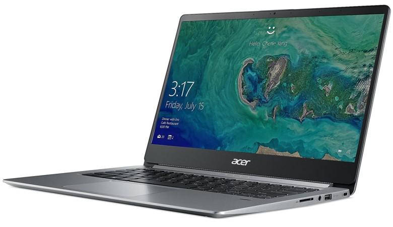 Acer Swift 1 fast speed laptop