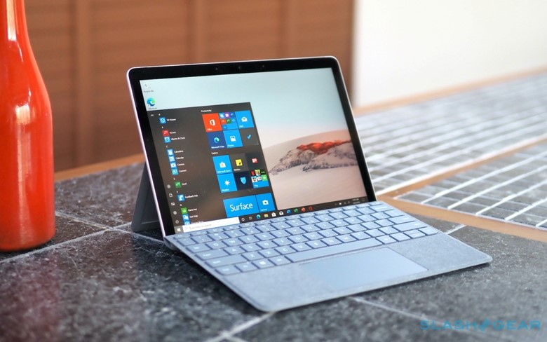 Microsoft Surface Go 2 reliable laptop