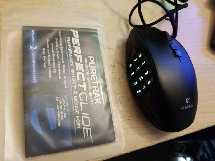 Logitech G600 MMO Mouse best gaming mouse