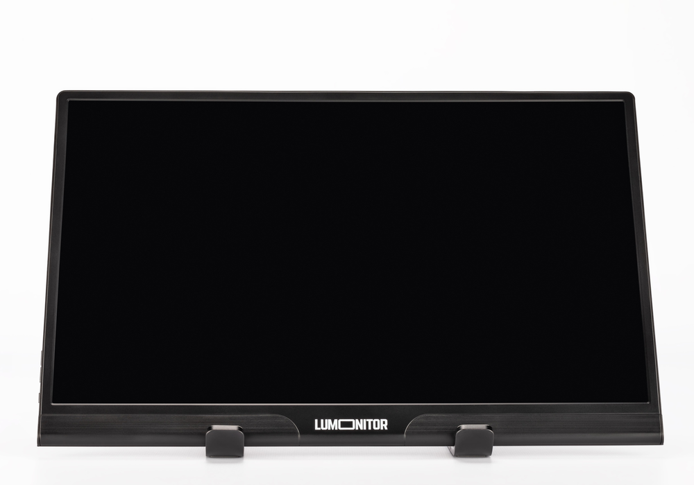 Lumonitor Review with 4k Touchscreen