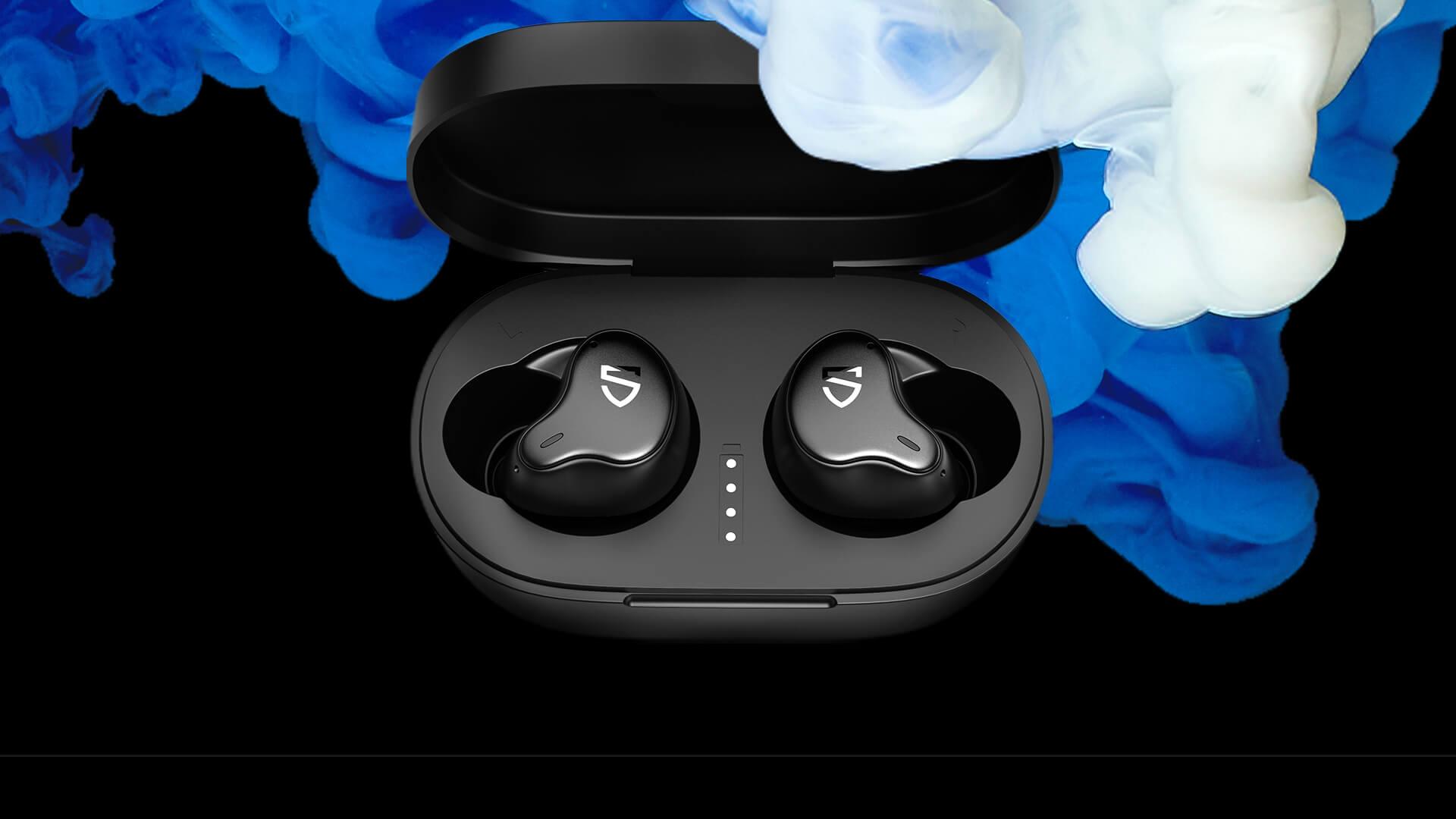 SOUNDPEATS earbuds perfect alternative to headphones