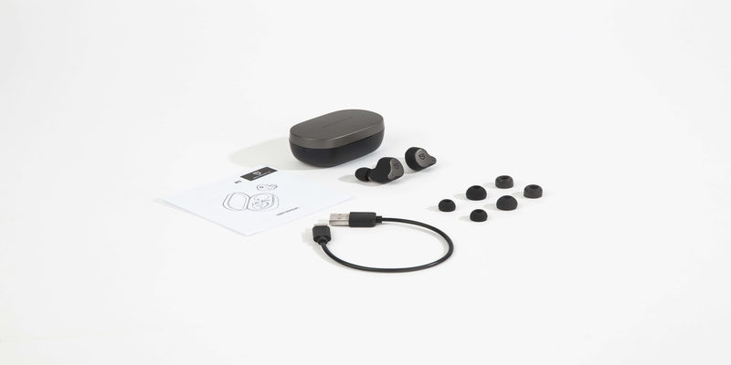 SOUNDPEATS H1 earbuds accessories