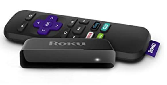 Roku Express Streaming Media Player