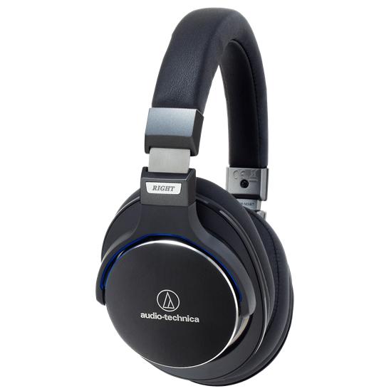 Audio-Technica ATH-MSR7BK noise cancelling headphones under 200
