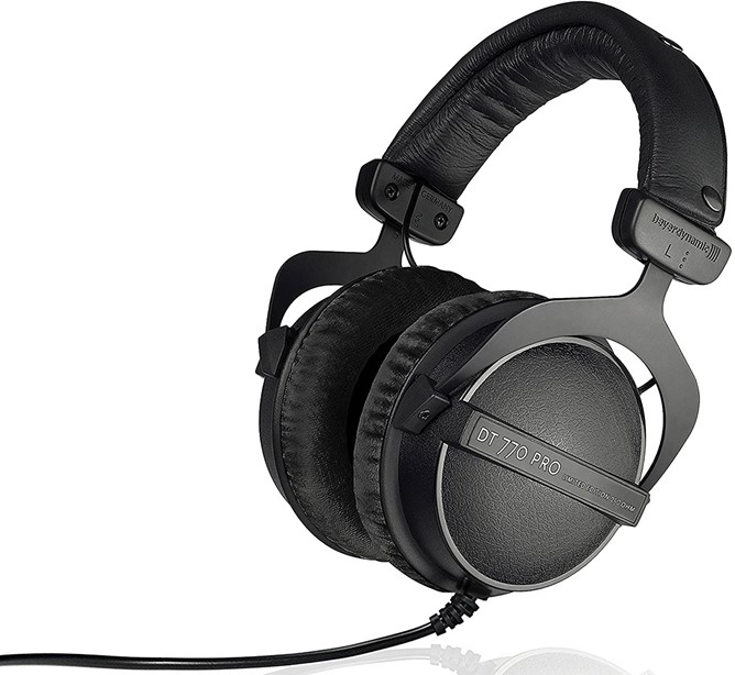 Beyerdynamic DT 770 PRO noise cancelling headphones under $200