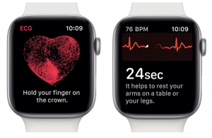 Apple Watch Series 6 Health Monitoring