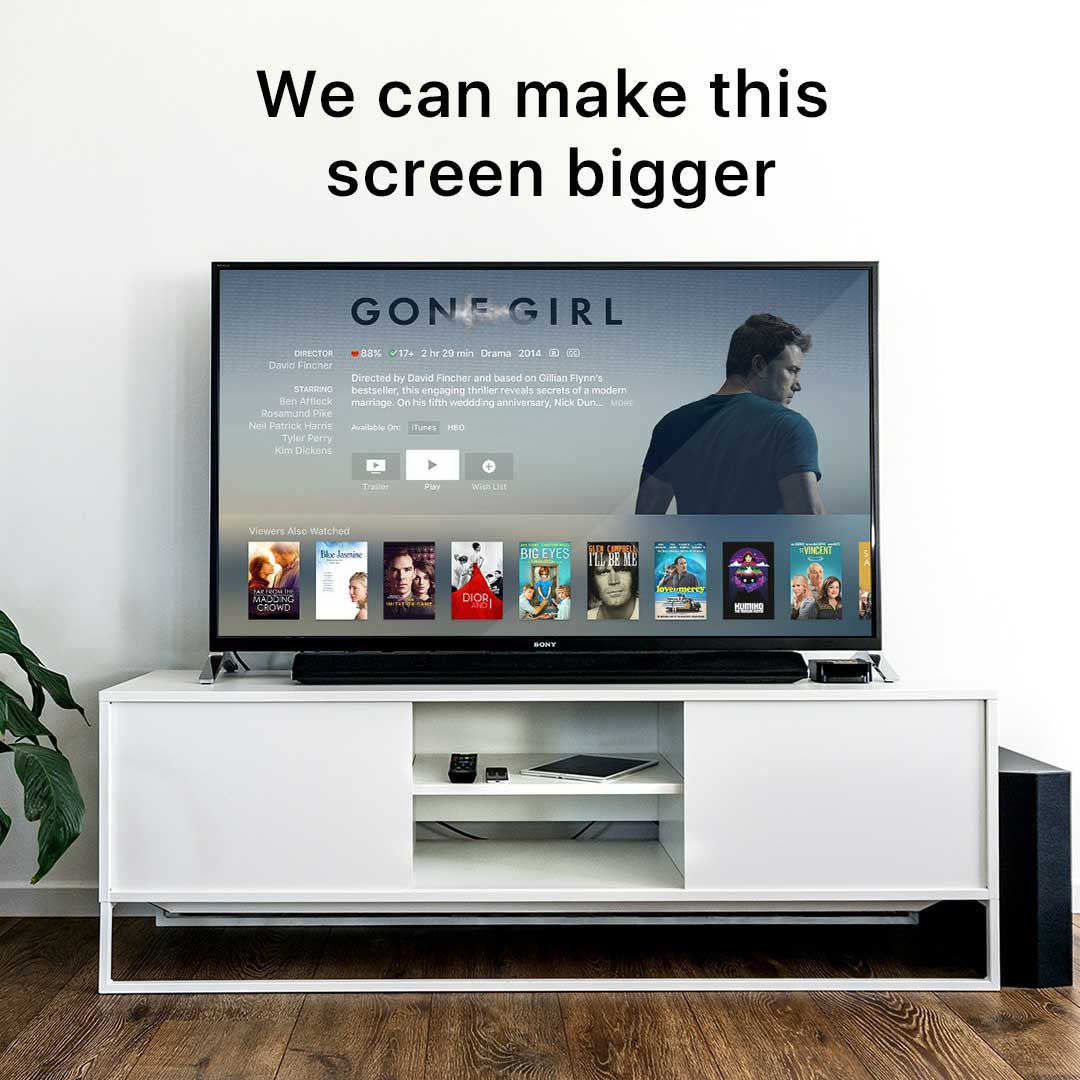 Can the Prima projector Replace Your TV