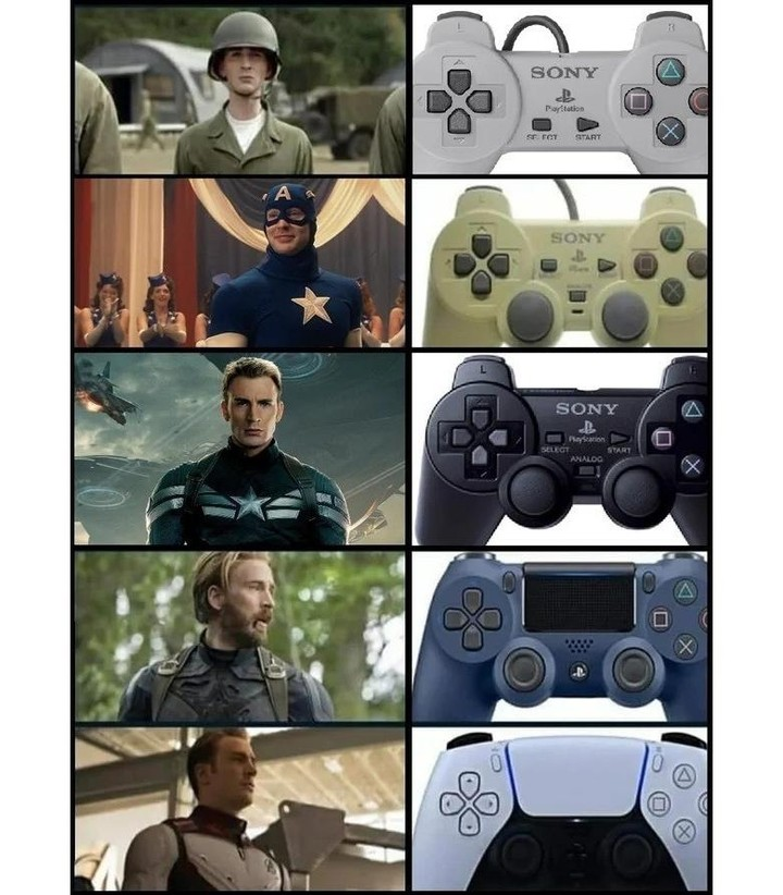 Ps5 gaming experience