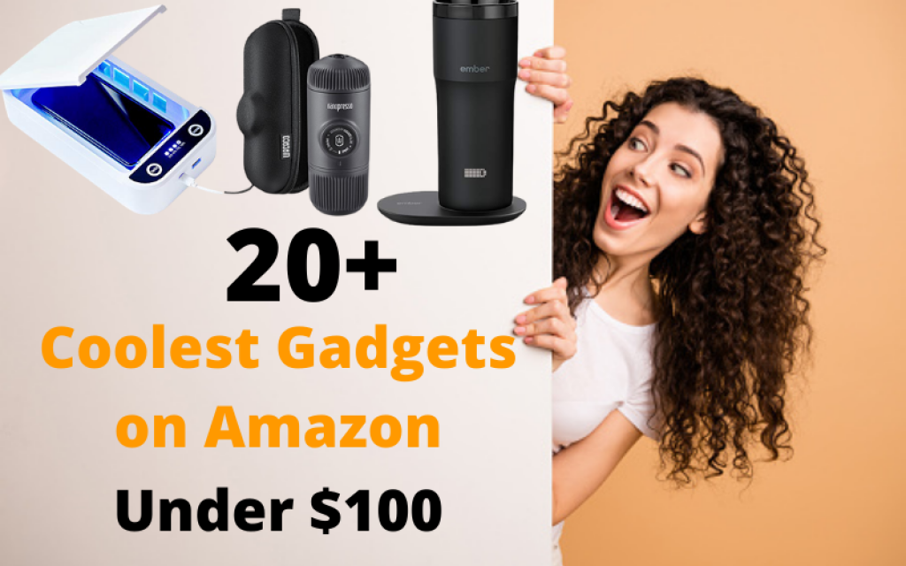 top 20 Coolest Gadgets on Amazon