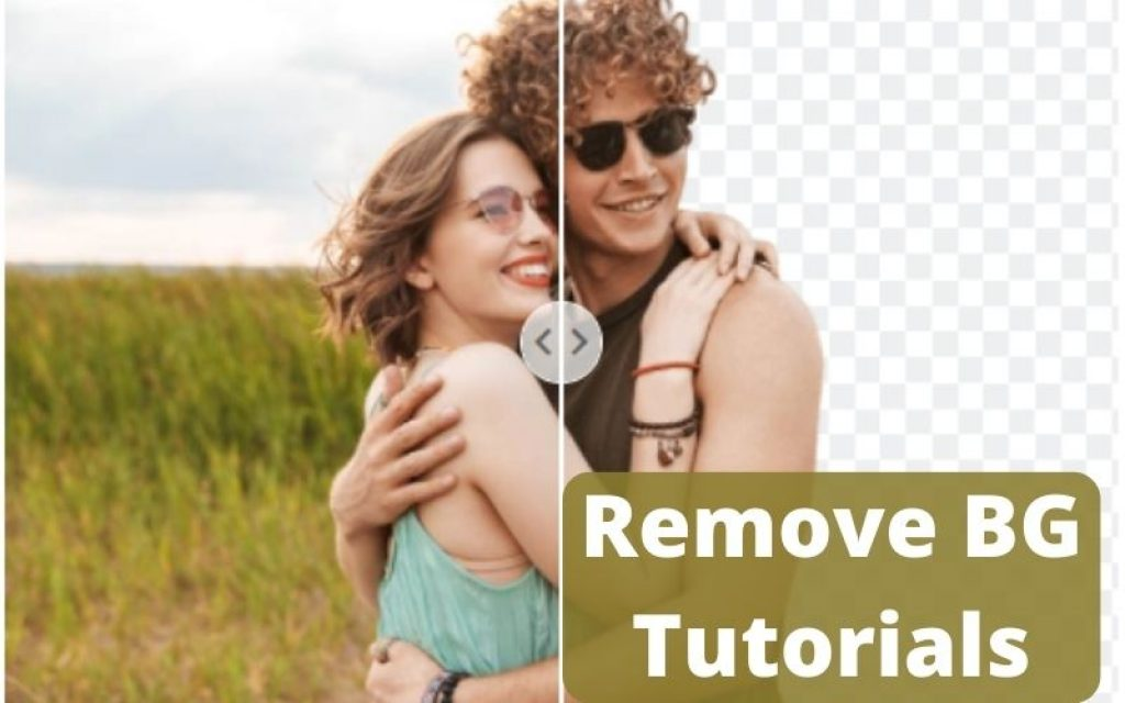 Automatically Remove Background From Your Photos Online! - Remove-BG-Tutorials