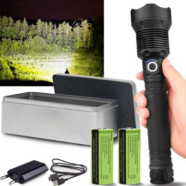 10 Best Affordable Tactical Flashlight For Personal Defense