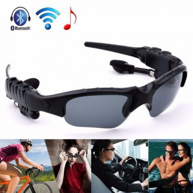 5 best Wireless Bluetooth Sunglasses with Headphones, headset and Earphones Review.