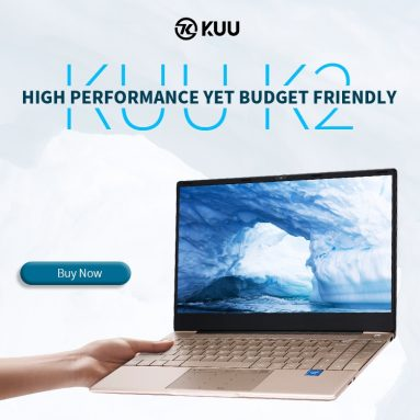KUU K2 Laptop Review – Affordable 14.1-inch Gaming Notebook from Gearbest